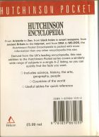 Hutchinson Encyclopedia.