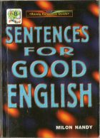 Sentences for Good English. Milon Nandy