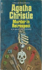 Murder in Retrospect. Agatha Christie