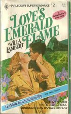 Love's Emerald Flame. Willa Lambert