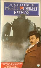 Murder on the Orient Express, Agatha Christie на английском языке