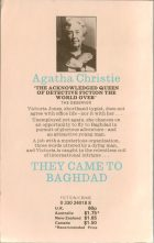 They Сame to Baghdad. Agatha Christie