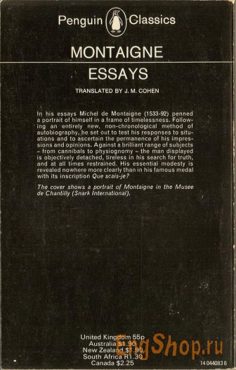 montaigne essays english translations The complete essays of montaigne there are a few problems with his middle french to english translation but, all in all, it is not bad at all read more.