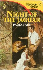 Night of the Jaguar. Paula Paul