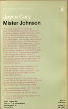 Mister Johnson. Joyce Cary