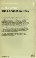 The Longest Journey. E.M. Forster (Э. М. Форстер)