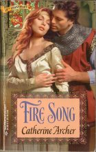 Fire Song. Catherine Archer (Кэтрин Арчер)