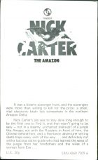 Nick Carter: The Amazon. Jon Messman