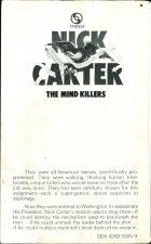 Nick Carter: The Mind Killers. Valerie Moolman (Валери Мулмен)