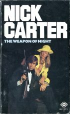 Nick Carter: The Weapon of Night. Valerie Moolman (Валери Мулмен)