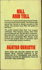 The Murder at the Vicarage. Agatha Christie