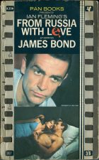James Bond: from Russia with Love. Ian Fleming