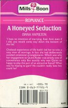A Honeyed Seduction. Diana Hamilton (Диана Гамильтон)