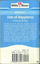 Fate of Happines. Emma Richmond (Эмма Ричмонд)