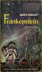 Frankenstein. Mary Shelly (Мэри Шелли)