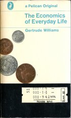 The Economics of Everyday Life. Gertrude Williams