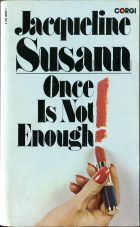 Once Is Not Enough. Jacqueline Susann (Жаклин Сьюзен)