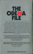 The Odessa File. Frederick Forsyth (Фредерик Форсайт)