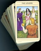 The Mythic Tarot Workbook (+ карты Таро). Juliet Sharman-Burke