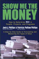 Show Me the Money:  How to Determine ROI in People, Projects, and Programs. Jack J. Phillips, Patricia Pulliam Phillips