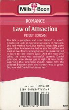 Law of Attraction. Penny Jordan (Пенни Джордан)