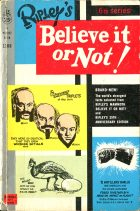 Ripley's double Believe it or not! (6th series). Ripley