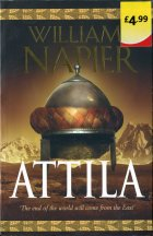 Attila. William Napier