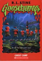 Ghost Camp. R.L. Stine