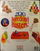 200 Borderom Busters!. Paul Scott