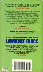 The Devil Knows You're Dead. Lawrence Block