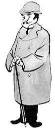 Картинка к списку книг о Пуаро